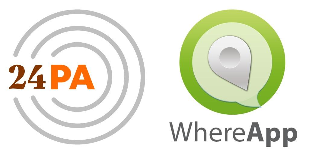 WhereApp - App24PA